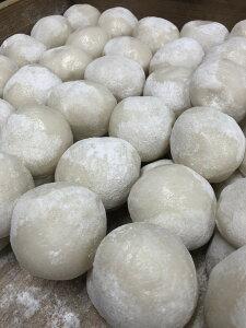 新米 令和2年 熊本県産ひよくもち使用   お鍋などに つきたて小餅(丸餅) 1kg入 1800円          (1個 約50g×20個)