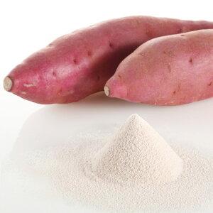 国産野菜パウダー さつまいもパウダー 1kg入。加熱せずにそのまま使える、数少ない野菜パウダー。【アレルゲンフリー・国産100%・殺菌済・無添加・無着色・メーカー直売・野菜粉末】