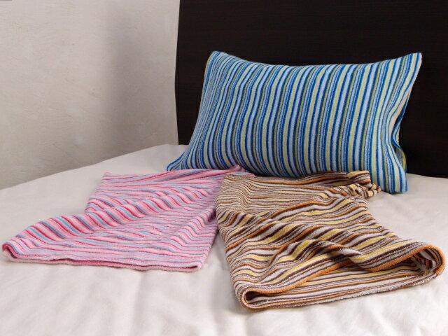 【5枚以上で送料半額10枚以上で送料無料】 シンカーパイル 枕カバー のびのび 32×52cm フリーサイズ(低反発枕にもご使用いただけます) ネコポス対応(一口につき1枚まで)