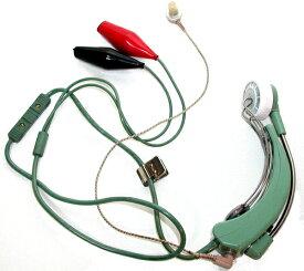 【新品・工具】岩通製:線路用ブレスト(線路試験用送受器)