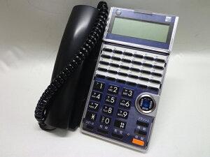【中古】ビジネスフォン/ビジネスホンサクサ30ボタン多機能電話機(黒)TD625(K)