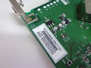 【中古】ビジネスフォン/ビジネスホンサクサ4IP局線ユニット(OCN、PHONE)・IPNT710