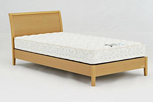 【ポイント+10倍楽天カード】【プレミアムクーポン配布中】ベッド シングルベッド フランスベッド シングルベッド NLS604フレームのみ 引出無し(LG)タイプ【送料無料S】【PR1】【RCP】