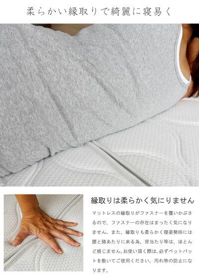 マットレスシングル折りたたみマットレスラテックス+高反発ウレタンマットメッシュマットレス高反発マットレス三つ折り3つ折り送料無料敷き布団ピロートップ腰痛対策マットモニター特価