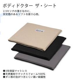 ザ・シート 座席用マットレス ボディドクター P1【QSM-100】
