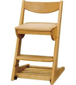 日本製 木の温もりと環境に優しいチェア♪ 健康家具 自然塗料 送料無料 【学習机】【Duckデスク】 堀田木工【PR1】子ども 椅子 子供椅子  No2【QSM-200】【JG】