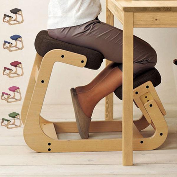 スレッドチェア 子供から大人まで 膝あて高さ調整可 学習チェア 学習椅子 送料無料 子ども 椅子 子供椅子 SLED-1 PR10 t002-m040- [G2] 【sm-160】【QSM-160】