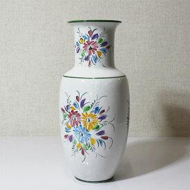 イタリア製 花瓶 陶器 つぼ 置物 【アウトレット/out】【即納】【QSM-60】【2D】