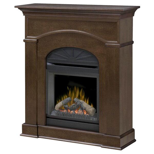 電気式暖炉 【お買い得セット】 地域限定開梱設置送料無料 ダンロ マントルピース【UR5】[G2]