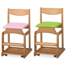 学習チェア 学習椅子 椅子 チェアー 日本製 木の温もりと環境に優しいチェア 自然塗料 健康家具 子ども 椅子 子供椅子 [G2] t003-m054-dkf-ch5【QSM-200】【2D】
