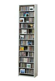 最大CD収納枚数540枚!最大DVD収納枚数232枚!ディスプレイしながら大量収納! 大容量 CDラック  幅48.5cm   t005-m135- cs540 【メーカー直送】 【QSM-260】【2D】