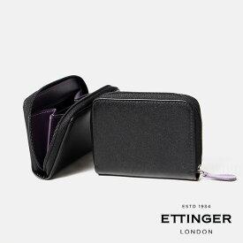 エッティンガー コインケース 財布 SMALL ZIP PURSE ST2050JR ETTINGER【送料無料】