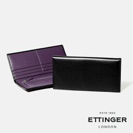 エッティンガー ETTINGER 長財布 Long Wallet w Zip Po ST953AEJR【送料無料】