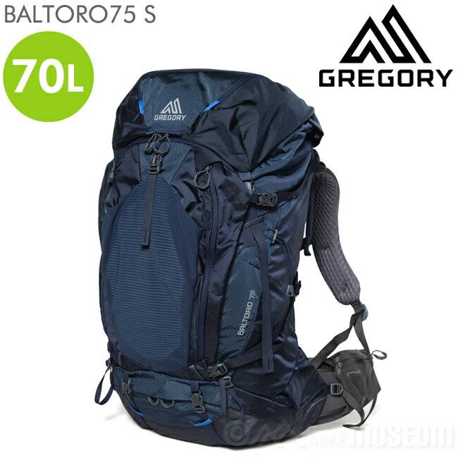 グレゴリー GREGORY バルトロ75 Sサイズ BALTORO75 S リュックサック テクニカル【送料無料】