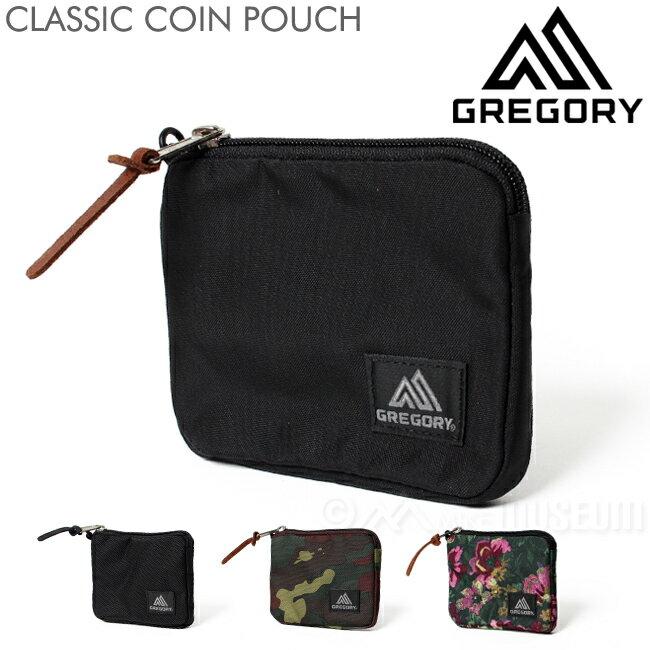 グレゴリー GREGORY クラシックコインポーチ CLASSIC COIN POUCH 財布 小銭入れ【メール便で送料無料】