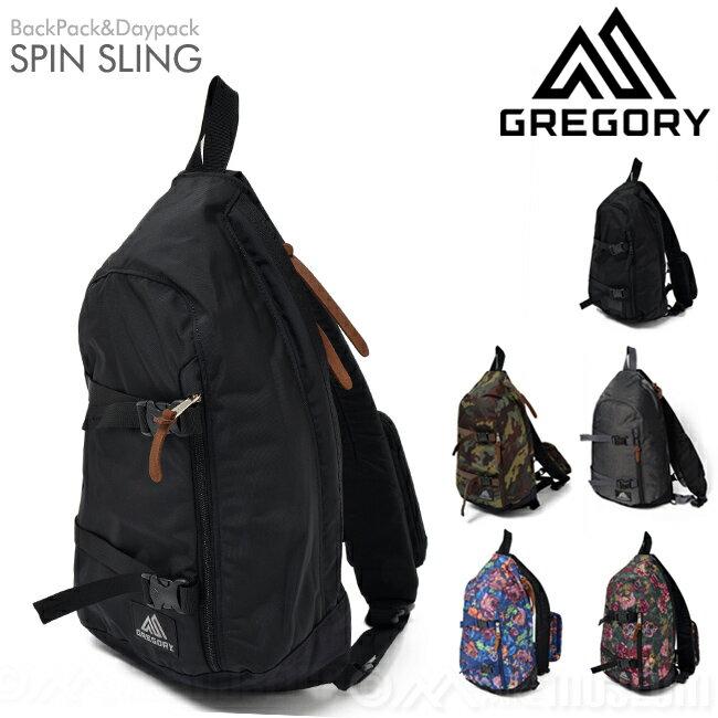 グレゴリー GREGORY スピンスリング SPIN SLING ショルダーバッグ ボディバッグ メンズ&レディース