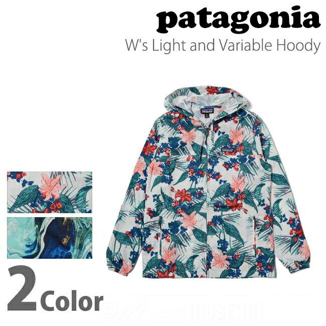 パタゴニア patagonia レディース ライト&バリアブル フーディ Lady's Light and Variable Hoody 27305