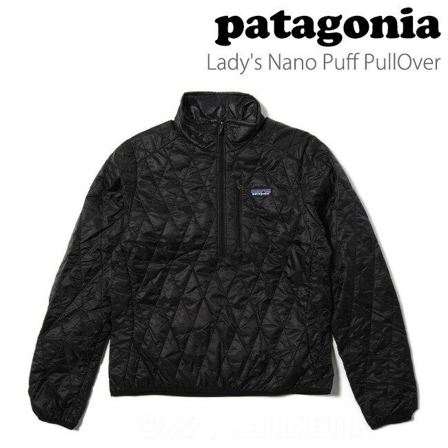 パタゴニア patagonia レディース ナノ パフ プルオーバー Lady's Nano Puff PullOver 84025