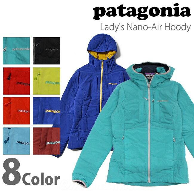 パタゴニア patagonia レディースナノエア フーディLady's Nano-Air Hoody 84265 おすすめ 定番