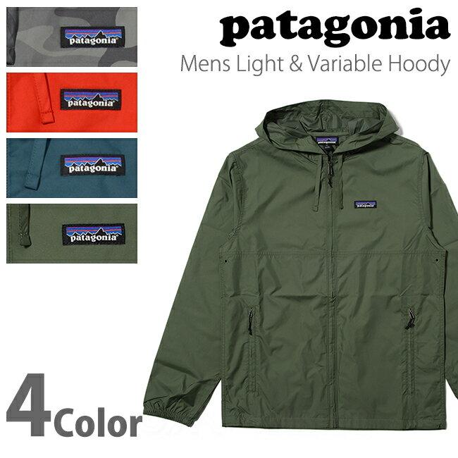 パタゴニア patagonia メンズライトアンドバリアブルフーディMen's Light and Variable Hoody 27236 おすすめ 定番