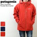 パタゴニア patagonia メンズインサレーション パウダーボールジャケットMen's Insulated Powder Bowl Jacket 31441