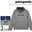パタゴニア patagonia メンズテキスト ロゴ ポリサイクル フーディMen's Text Logo PolyCycle Hoody 39467