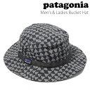 パタゴニア patagonia メンズ&レディースバケツハットMen's&Lady's Bucket Hat 28804