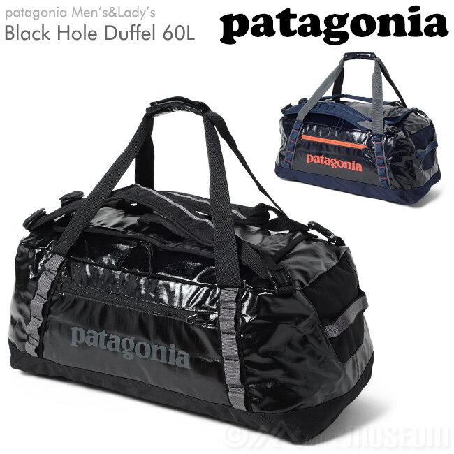 パタゴニア patagonia バッグ ブラックホール ダッフル 60L Black Hole Duffel 49341【送料無料】