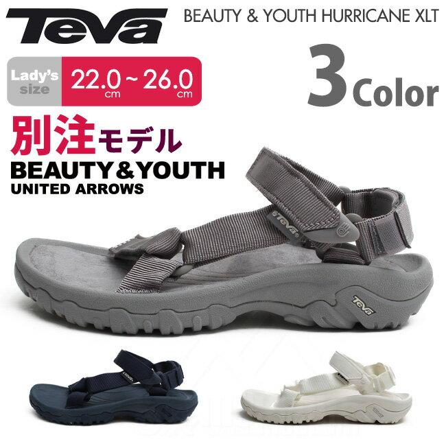 テバ Teva レディースサンダル ハリケーンXLT ビューティアンドユース別注モデル サンダル HURRICANE XLT BEAUTY&YOUTH