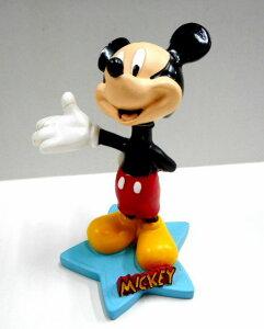 【ディズニーDisney】 ミニボビンヘッド(首振り人形) 『ミッキーマウス【C】※ワケあり※』アメキャラ アメリカ雑貨 アメリカン雑貨 アメ雑