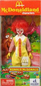 【McDonald's/マクドナルド】『コレクションドール・フィギュア/ロナルド』RONALD McDONALD アメリカ雑貨 アメ雑 アメリカン雑貨 ファーストフード ピエロ キャラクター ハンバーガー