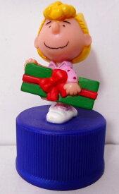【SNOOPY/スヌーピー】『第2弾 ペプシボトルキャップ/クリスマス サリー』SALLY・ピーナッツ・peanuts・アメキャラ・キャラクター・CHRISTMASSALLY