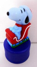 【SNOOPY/スヌーピー】『第2弾 ペプシボトルキャップ/スノウ スレッジ』ピーナッツ・peanuts・アメキャラ・キャラクター・SNOWSLEDGE