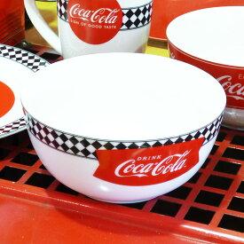 【Coca・Cola/コカ・コーラ】 セラミックボウル『60s Diner』 コカコーラ Coke アメリカ雑貨 アメ雑 アメリカン雑貨 Coca-Cola コカコーラグッズ