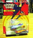 【LOONEY TUNES/ルーニーチューンズ】ホットウィール『ロードランナー』HotWheels・ミニカー・アメキャラ・アメリカン雑貨・車・コレクション