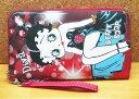 【Betty Boop/ベティちゃん】ウォレットバッグ『Diva』長財布・ロングウォレット・ベティブープ・ベティ・アメキャラ・財布・アメリカ…