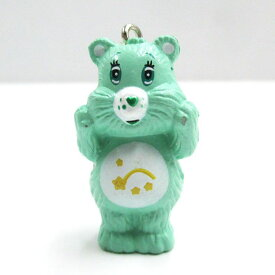 【ケアベア/Care Bears】ミニフィギュア『ウィッシュベア』アメキャラ・くま・キャラクター・ファンシー