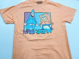 【 SpongeBob スポンジ ボブ 】『 トレーニング ウェア Tシャツ (PK) 』大人 メンズ レディース かわいい 人気 おすすめ 半袖 夏 サマー ファッション fashion アメリカ雑貨 アメ雑 アメカジ カート