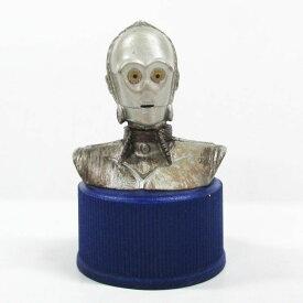 【スターウォーズ/STAR WARS】『ペプシ ボトルキャップ /C-3PO (Head)』フィギュア・映画・アメキャラ