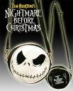 【ナイトメア・ビフォア・クリスマス/ Nightmare Before Christmas 】ショルダーポーチ『ジャック・フェイス』ディズニー・disney・j...