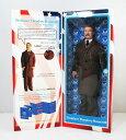【歴代 アメリカ大統領】トーキング ドール『セオドア・ルーズベルト』USA・フィギュア・人形