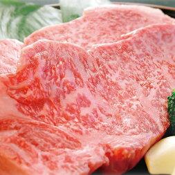 淡路産和牛のサーロインステーキ