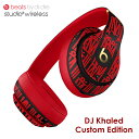 Beats by Dr.Dre ノイズキャンル ワイヤレスヘッドホン Studio3 wireless DJ Khaled Custom Edition (Bluetooth対応)【国内正規輸入代…