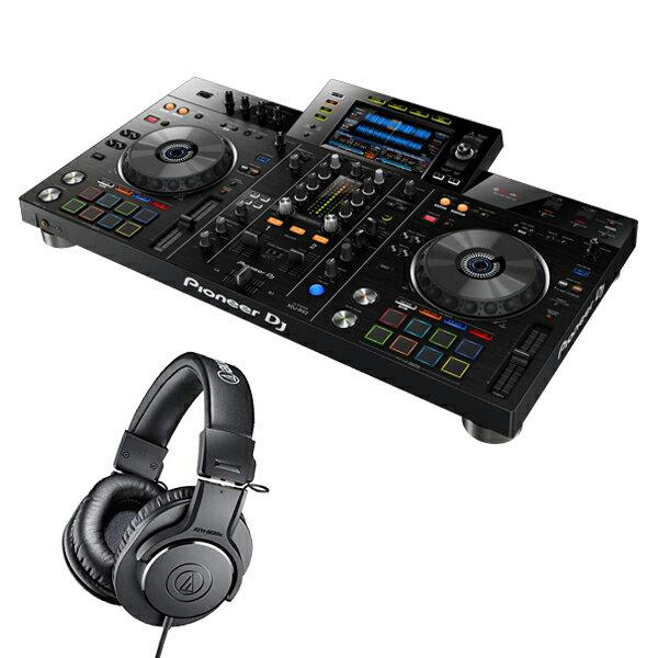 PIONEER 2chオールインワンDJシステム DJセット XDJ-RX2 + ヘッドホン ATH-M20x rekordbox【送料無料】【DZONE店】