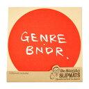 【限定】Dr. Suzuki製 GENRE BNDRスリップマット 日の丸カラー【2枚入り】