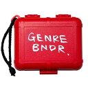 カートリッジケース LIMITED HINOMARU BOX - GENRE BNDR × STOKYO《数量限定・送料無料!》