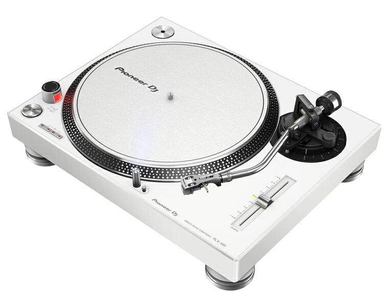 【送料無料】PIONEER ターンテーブル/PLX-500 ホワイト