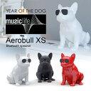 Music Life スピーカー AeroBull XS1 Bluetooth対応 ワイヤレススピーカー 10時間の連続再生 インテリアに最適【送料無料】