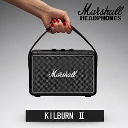MarshallマーシャルKILBURN2Bluetooth対応スピーカー20時間以上連続再生2.5kg【国内正規品】【送料無料】