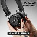 Marshall マーシャル MAJOR3 Bluetooth ワイヤレス ヘッドホン Bluetooth対応 30時間連続再生【国内正規品】【送料無…